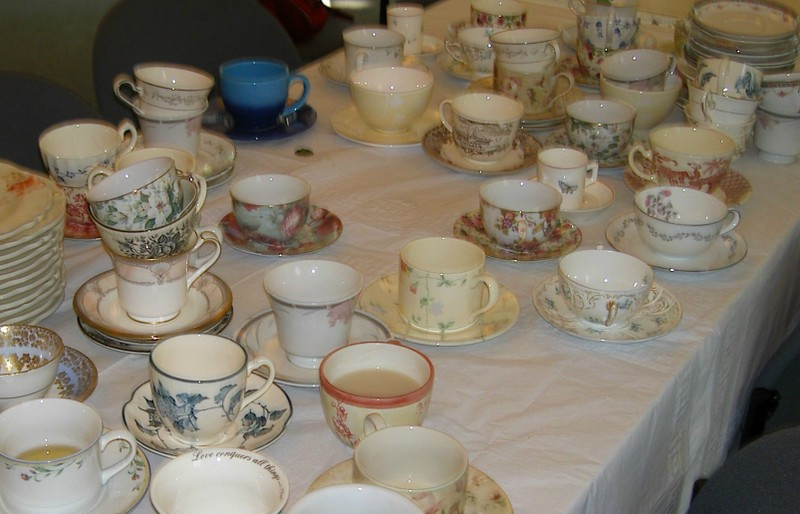 Tea Cups Images
